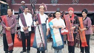 Kedatangan Presiden RI Joko Widodo ke TANAH BATAK Agustus 2016