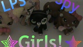 "LPS: Spy Girls Episode 1 ""Meeting The Spies"""