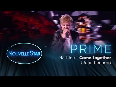 PRIME 01 - MATHIEU - Come together (John Lennon)