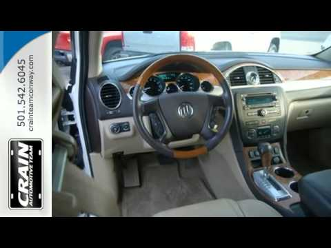2012 buick enclave conway ar little rock ar 5bt6195a sold youtube. Black Bedroom Furniture Sets. Home Design Ideas