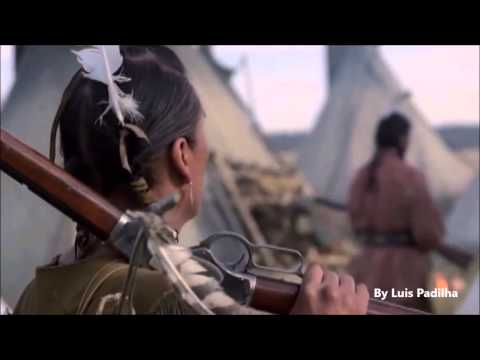 Shawnee Sioux War Dance HD