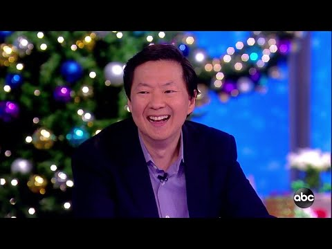 Ken Jeong On Hosting The Oscars And New Singing Competition Show | The View