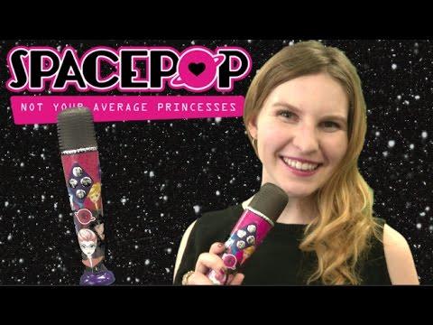 SpacePOP MP3 Microphone from eKids