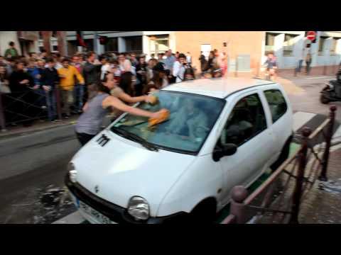 S.O.Y'Heis Car Wash @ La Faluche !!!!!! (Part. 2/2)