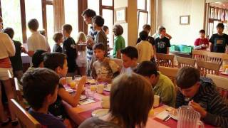 Ecole de langue pour jeunes et écoliers à Leysin, Suisse