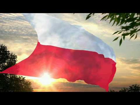 Flag and anthem of Poland - 동영상