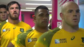 England v Australia Rugby World Cup 2015 Full game