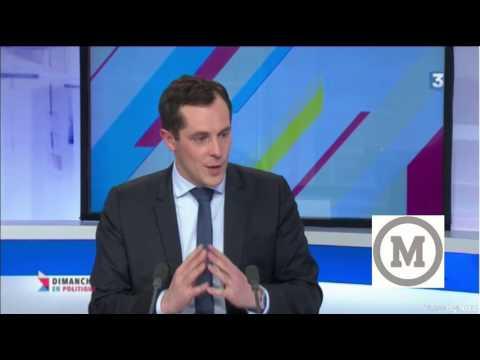 Nicolas Bay - la Gauche et la Droite mènent la même Politique 29.01.2017