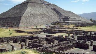 Thành phố Kim Tự Tháp Teotihuacan - Nơi ở của thần linh