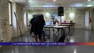 Yvelines | La Commanderie revient avec un e-Noël décalé !