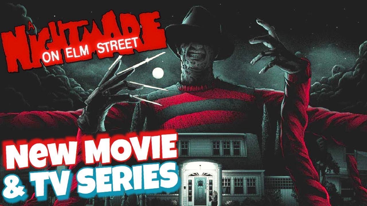 Nightmare On Elm Street REBOOT & TV SERIES IN WORKS