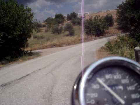 CB 400 SUPER FOUR GREECE