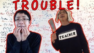 Things I Got Into Trouble For At School