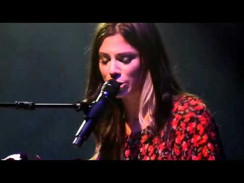 Christina Perri - Jar of Hearts live HMV Ritz Manchester 16-01-12