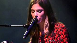 Christina Perri Jar of Hearts live HMV Ritz Manchester 16 01 12