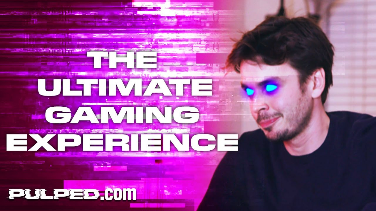 The Ultimate Gaming Experience