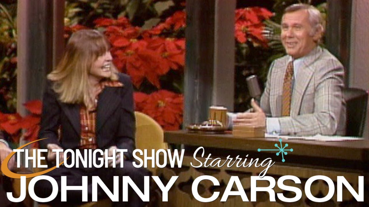 """Diane Keaton Talks The Godfather, Moving to New York,  and Sings """"There's a Lull in My Life"""""""