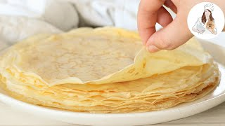easy crepe recipe