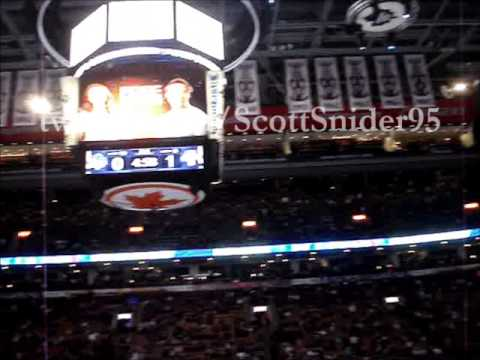 NHL Hockey Game: Toronto Maple Leafs vs. Florida Panthers (March 2010) Video #5