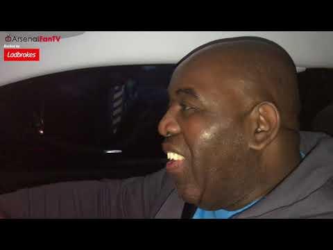 Arsenal v Huddersfield | Road Trip To The Emirates Stadium