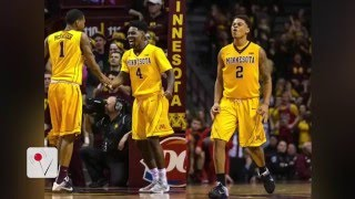 Minnesota suspends three basketball players after one tweets sex tapes
