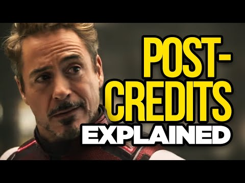 Avengers: Endgame - Post-Credits And Stan Lee Cameo EXPLAINED