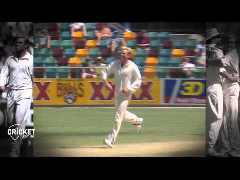 From the vault: Warne's 8-71 at the Gabba