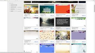 Thủ thuật Google Chrome : làm cho chrome đẹp hơn