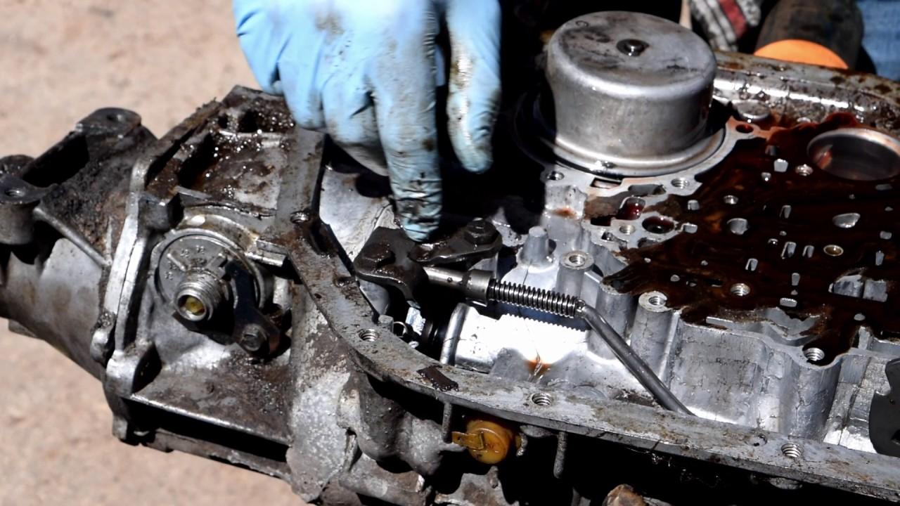 400 Turbo Transmission >> My Turbo 400 Transmission Disassembly