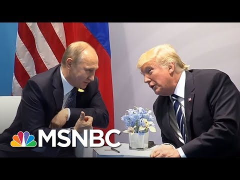 Donald Trump Meeting A Big Win For Vladimir Putin | On Assignment with Richard Engel | MSNBC