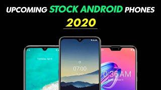 Best Upcoming Stock Android Smartphone in INDIA 2020 - Asus Zenfone 7z, Google Pixel 5, Moto G9