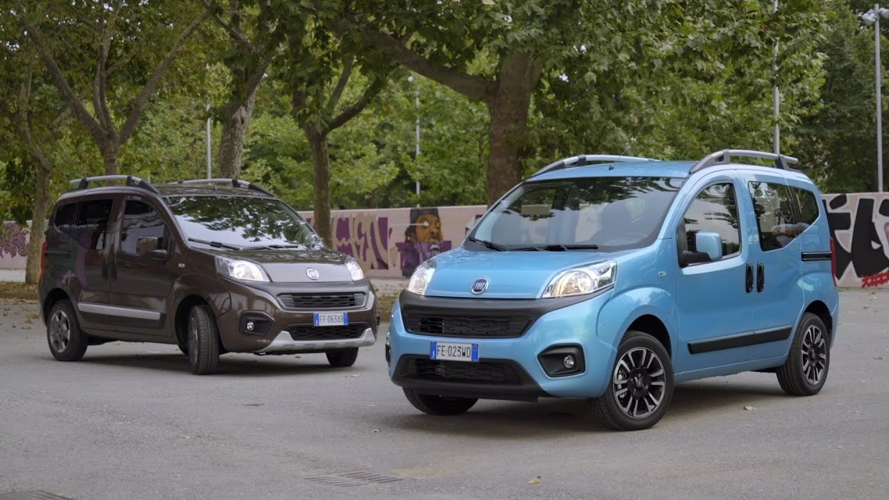 2017 Fiat Qubo - YouTube