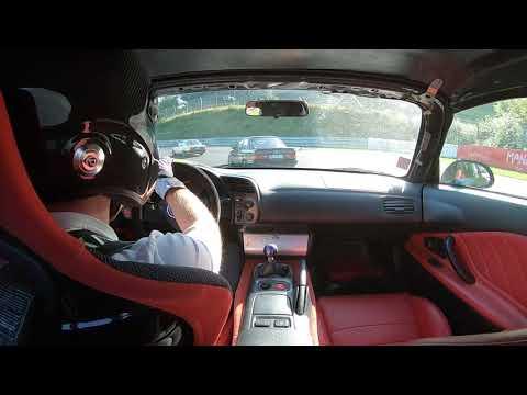HONDA S2000 Vs GOLF GTI Nurburgring