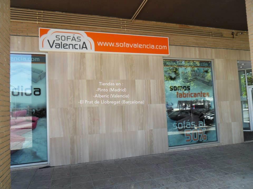 Sof s madrid pinto sof s valencia tienda youtube for Sofas a medida madrid