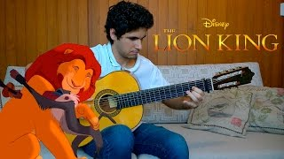 Circle Of Life - The Lion King (Elton John) - Fingerstyle Guitar (Marcos Kaiser) #46