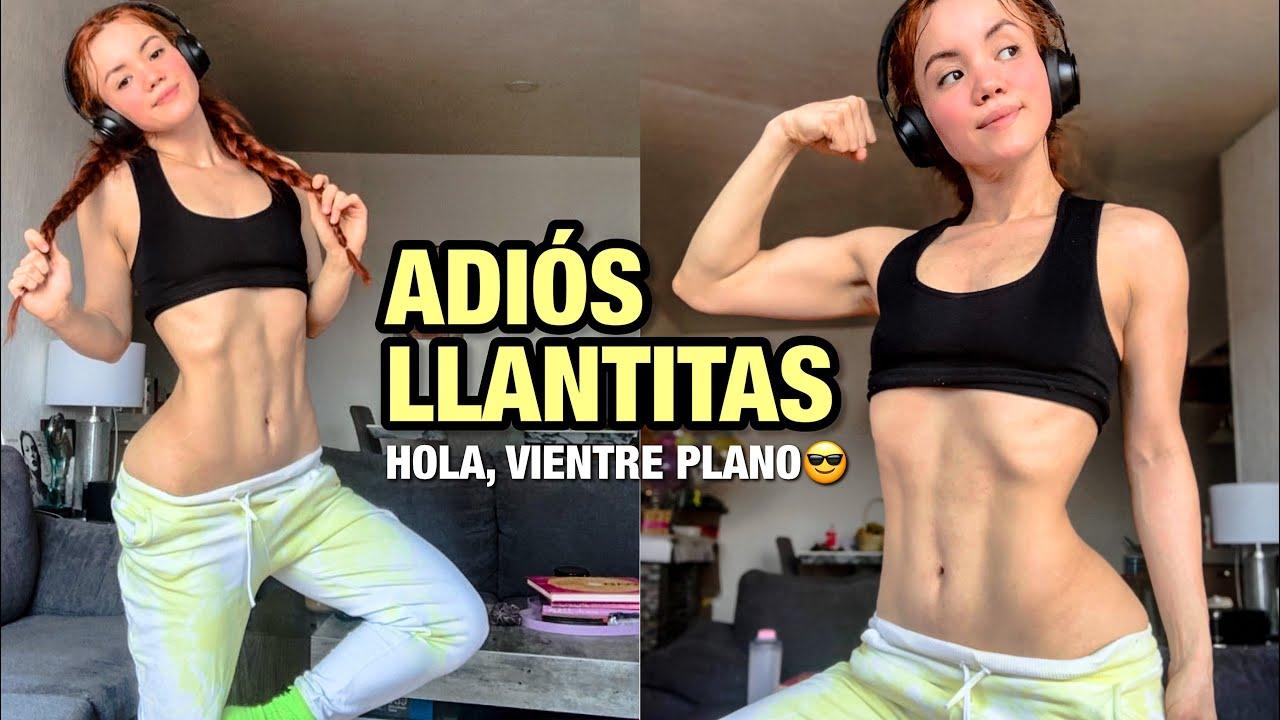 ADIÓS LLANTITAS (en 15 minutos) SOLO PARA VALIENTES / RETO DE ABS