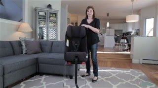 """Clek Foonf Convertible Car Seat 