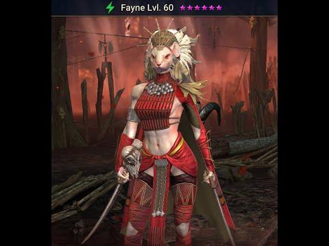 Fayne Spotlight! Speed Farm the Spider (Do NOT Ascend Her)