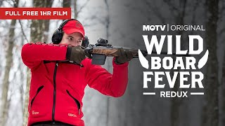WILD BOAR FEVER 9 REDUX | free 1hr full length film from MOTV.com