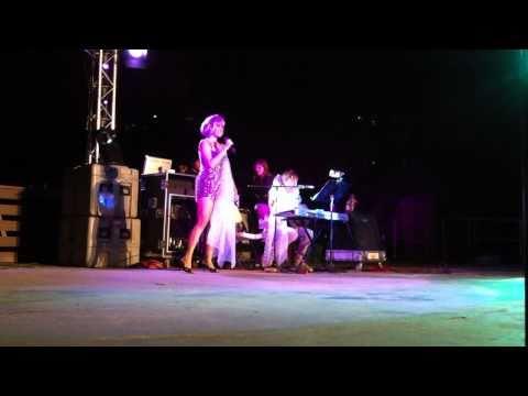 Poker Face performed by Emily Barnett and Cooper B...