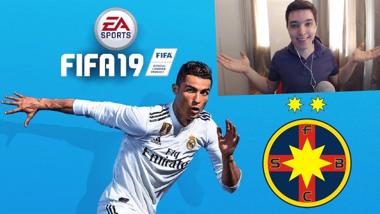 VA FI FCSB IN FIFA 19? PRIMELE NOUTATI LEGATE DE JOC !!!