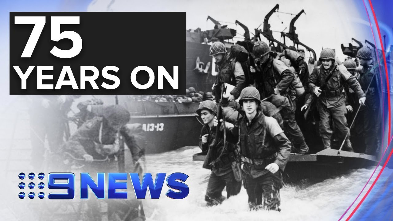 D-Day 75th anniversary is today: What was D-Day? What does the 'D' stand for?