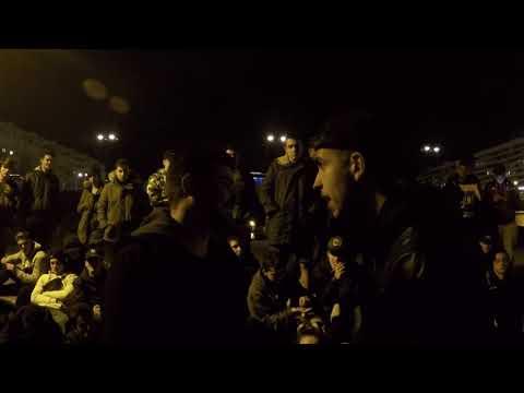 AKRES VS IRON Octavos Batallas Underground Valencia
