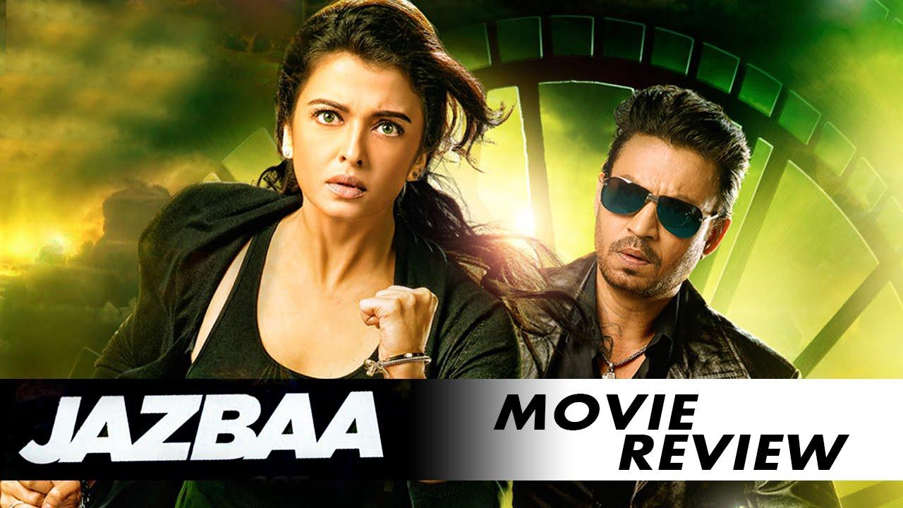 Jazbaa Movie Review in Hindi | Aishwarya Rai, Irrfan Khan ...