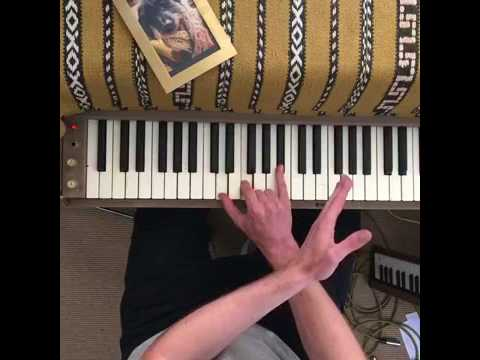 JOE SAMPLE /// Put It Where You Want It Piano Tutorial