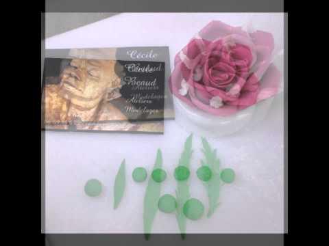 Tutoriel Rose Par Cécile Beaud Laped Daisy