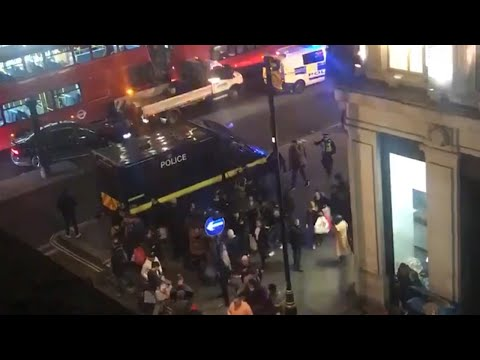 Oxford Circus incident: Police evacuate area amid reports of