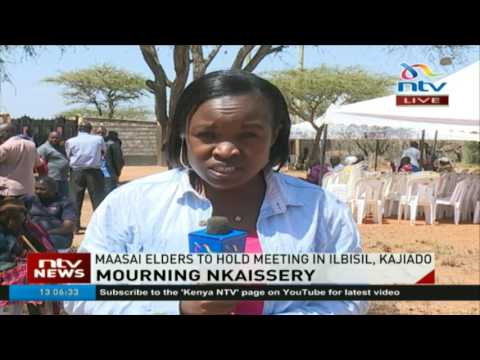 Maasai elders to hold meeting in Ilbisil, Kajiado