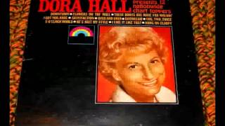 Dora Hall - These Boots Are Made For Walkin