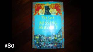 100 Books You Must Read - #79+80 - The Case Of The ...